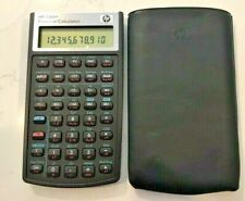 Hp 10bll+ Financial Calculator Tested and Includes 2 Batteries