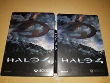 Halo 4 G1 Steelbook No Game