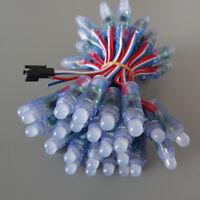 500pcs WS2811 12mm RGB Led Pixel Module String Full Diffused Light 12V DC IP68