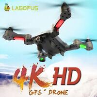 Drohne 4K mit HD Kamera RC Quadrocopter Drohne GPS WIFI FPV Kamera