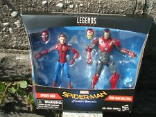MARVEL LEGENDS SPIDER-MAN HOMECOMING IRON MAN SENTRY 2-PACK
