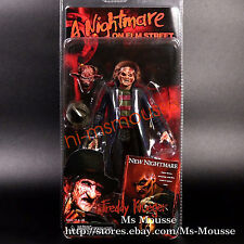 "NECA Nightmare on Elm Street - 7"" Scale Ultimate Freddy Krueger Action Figure"