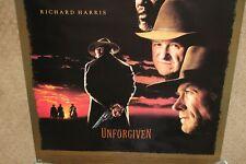 Unforgiven Movie Poster Original 27x40 Clint Eastwood Gene Hackman 1992
