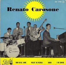 RENATO CAROSONE ET SON SEXTETTE TORERO FRENCH ORIG EP