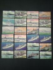 Vintage 1950s Harpers Easi Oats Lot Of 24 Trading Swap Cards Ships