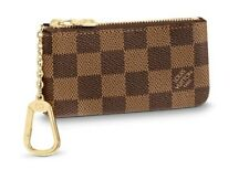 Authentic Louis Vuitton Key Pouch Damier Ebene - SOLD OUT (BRAND NEW- PRE ORDER)