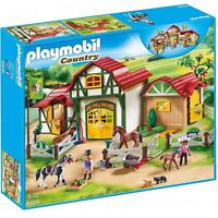 Playmobil 6926 Country Large Horse Farm Animal Toy Playset