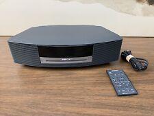 Bose Wave Music System Model AWRCC1, CD, AM/FM, AUX, Black