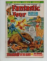 "FANTASTIC FOUR #118 VF 8.0  ""INHUMANS"""