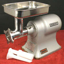 Hobart 4612 Meat Chopper Grinder BRAND NEW Stainless Tray Hub Blade Assembly!