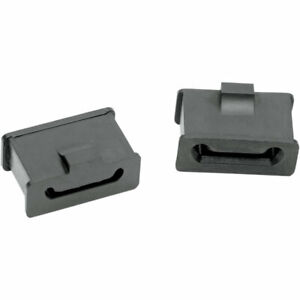 Drag Specialties Replacement Rubber Muffler Mounts 1985-17 Harley Touring