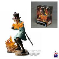 "Banpresto Prize One Piece Stampede Movie Posing Figure Vol. 1 Sabo 6"" Figurine"