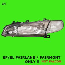 Ford Fairlane Fairmont EF EL 1994 1995 1996 1997 1998 Left Head Corner Light LH