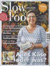 Magazin Slow Food 05-2015 / Oktober - November 2015