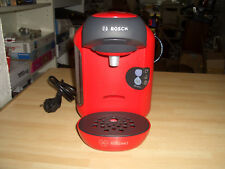 Bosch Tassimo Vivy TAS1202 Rot Kaffeepadmaschine