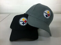 Pittsburgh Steelers Cap PIT Hat Embroidered Game Men Home Adjustable Curved