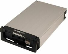 Addonics DCHD256ES Diamond Cipher Drive Cradle + HDD Enclosure Kit - Black