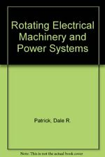 Rotating Electrical Machines and Power Systems
