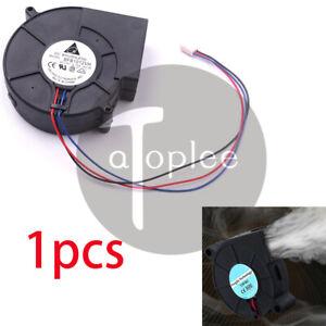 1pcs DC12V 2.7A Ultra-silent Radial Turbo Blower Fan Cooling Fan 97×94×33mm