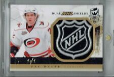 10-11 UD Upper Deck The Cup Dual NHL Shields  Zac Dalpe--Erik Cole  1/1