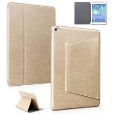 Premium smart cover para Apple iPad mini 4 funda Tablet Case bolso de oro