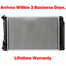 New Radiator for S10 Blazer GMC S15 Jimmy Sonoma 2.2 L4 2.8 V6 Lifetime Warranty