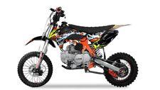 "Pitbike Lem 125cc  Ruote 14"" Cambio 4 Marce Enduro Mini Moto"