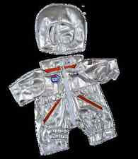 """Teddy Bear Clothes Astronaut outfit to fit 15"""" 16"""" build a bear factory teddies"""