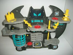 Imaginext Batman play house used