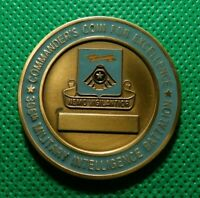 COMMANDER'S COIN FOR EXCELLENCE FORT HUACHUCA CHALLENGE COIN!  a929TXX