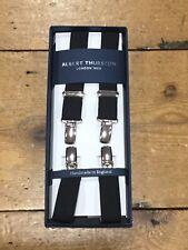 Albert Thurston® 25mm Clip Braces - Black