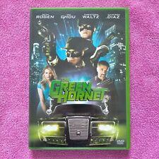 dvd film The Green Hornet avec Seth Rogen et Jay Chou