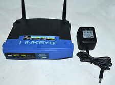 Linksys WRT54G V.6 Wireless G Broadband Router with 4-Port Switch FREE Shipping