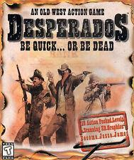 Desperados: Be Quick or Be Dead (Microsoft Windows)-New