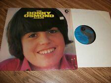 DONNY OSMOND -GERMANY IMPORT -THE DONNY OSMOND ALBUM