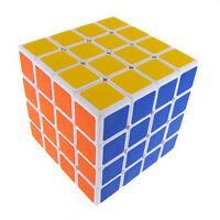 Shengshou White 4x4 4x4x4 Revenge Speed Magic Cube SpringAdjust Twist Puzzle Toy