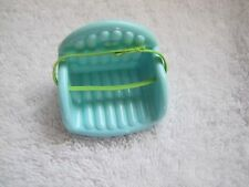 New! FISHER PRICE Loving Family Dollhouse BOOSTER SEAT for 2 inch Doll ~ Kitchen