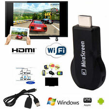 Chiavetta HDMI Wifi Dongle 1080P HDMI Display TV Airplay Streaming HD