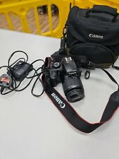 Canon EOS 1100D 12.2MP Digital SLR Camera - Black (Kit with EF-S IS II 18-55mm …