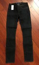 NWT Helmut Lang Skinny Stretch Jean/Legging Mortar Wash $230 Size 25