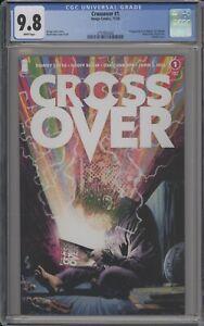 "CROSSOVER #1 - CGC 9.8 - 1ST APP OF ELLIPES ""EL"" HOWELL - 3757852042"