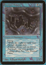 Phantom Monster Alpha NM Blue Uncommon MAGIC MTG CARD (ID# 110161) ABUGames