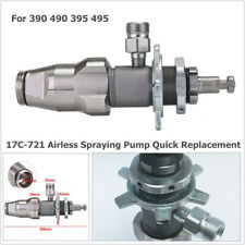 17C-721 Airless Spraying Pump Quick Replacement Kit For 390 490 395 495 Pro210ES