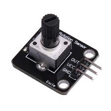 Rotary Analog Adjustable Potentiometer 20K Brick Module - Rotation Sensor