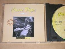 CD RARE / CASSE PIPE TOME 1 / CHANSONS NOIRES / TRES BON ETAT