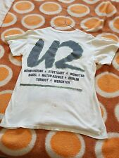 T Shirt U2 The Unforgettable Fire Tour 1985 (Used)