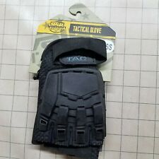 Valken Tactical Black Small Tactical Gloves Half Finger Paintball Airsoft New