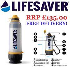 More details for lifesaver® bottle 4000uf water purification survival bottle prepping