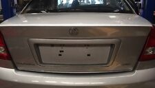 Holden VZ Commodore Acclaim Boot Lid - Paint Code: 470G[H154] QUICKSILVER