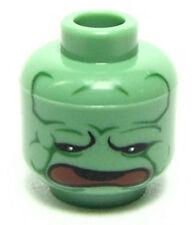 New Lego - Figure Head - Harry Potter - Mandrake Plant Face Green - 5378 0268